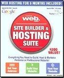 Web.com Site Builder & Hosting Suite Sb By Web.com