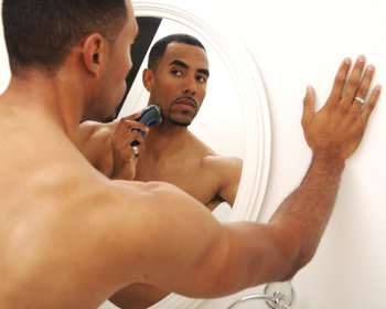 Every man needs an electric shaver, right?