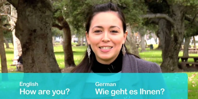 It is hard to learn German!? Nope, it isn't!