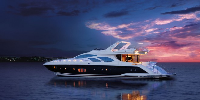 Reputable placement of new and used luxury yachts