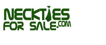Neckties For Sale at NecktiesForSale.Com