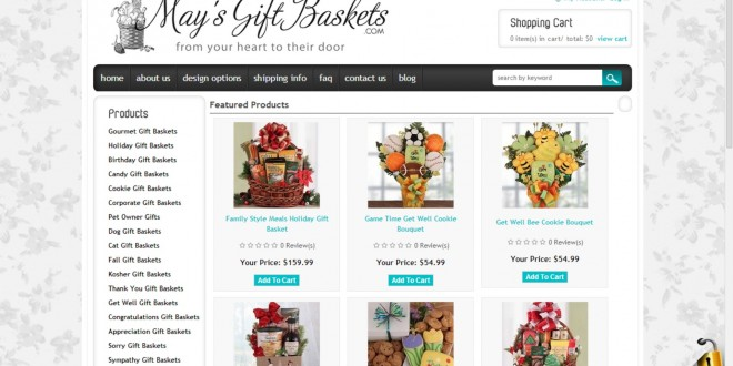 May's Gift Baskets
