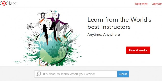 World-class online educational platform for talented individuals