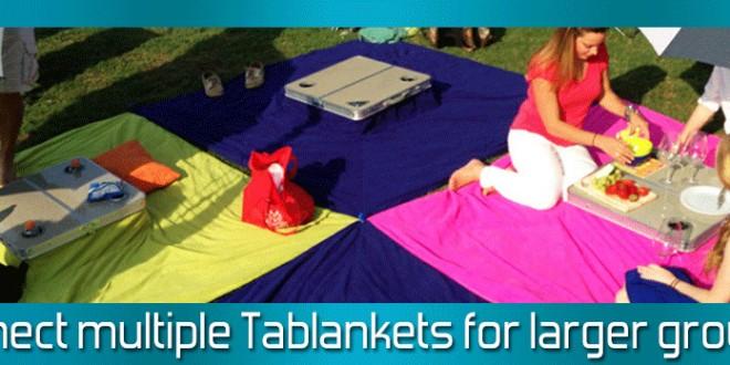 Tailgating blanket