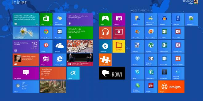 Oh well, Windows 8…