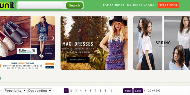 Create an Online Shopping Mall for Free