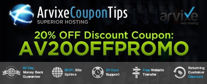 Arvixe Coupon Tips.com