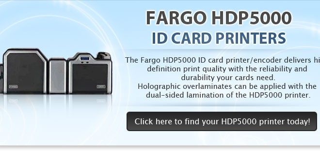 ID Card Printer Savings