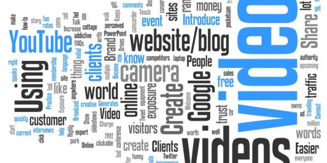 The Importance of Video in Marketing Or Advertising Programs