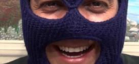 The Brazilian masquerade singer