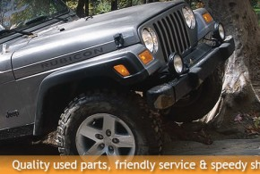 A great place to get quality used jeep parts