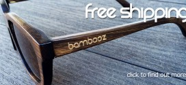 Awesome Bamboo Sunglasses