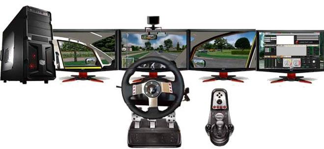 Carnetsoft: driving simulators for driver training