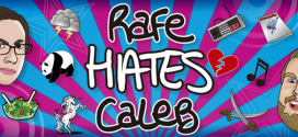 Rafe Hates Caleb: A Humorously Angry Podcast