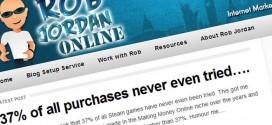 Rob Jordan Online