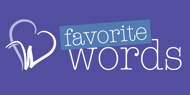 A Game, a Book, and a Social Tool: FavoriteWords.com