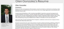 Resume.com: Glen Gonzalez