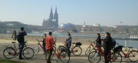 Guided Bike tours and bike rentals in Cologne, Germany