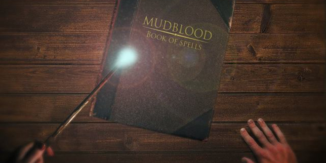 Mudblood and The Book of Spells