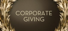 Corporate Giving, A Win-Win Endeavor