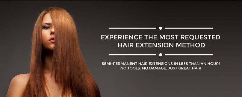 Go From Short To Long Hair In Less Than One Hour With Seamless