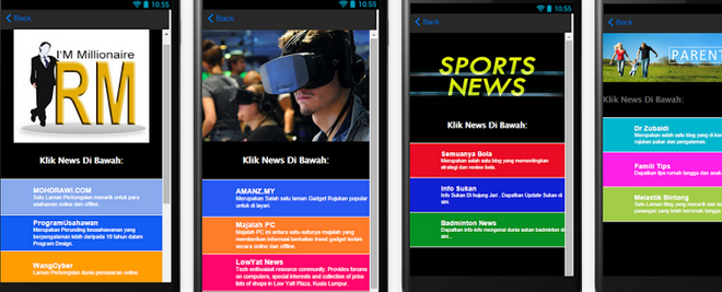 Malaysia News Apps Download