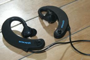 KUAI – World's First Multisport Biometric Headphones