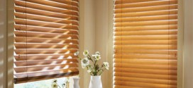 Wooden blinds in your bedroom? Why not?