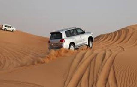Desert Safari Dubai Tours