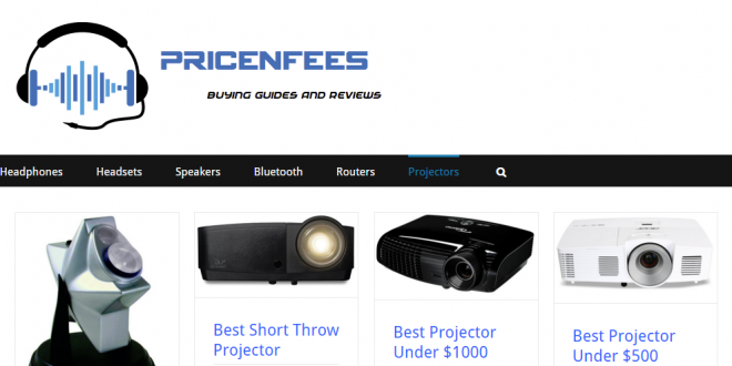 Finding the best projector