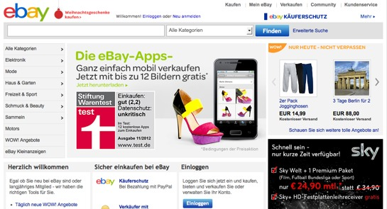 Ebay Germany Launches Faster Free Shipping For Special Members