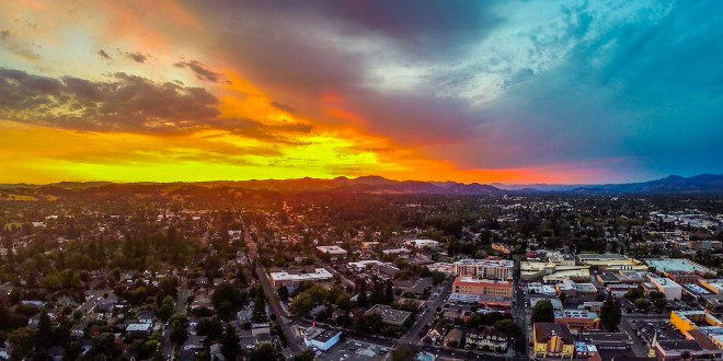 Ways a Business Can Benefit From Aerial Photography