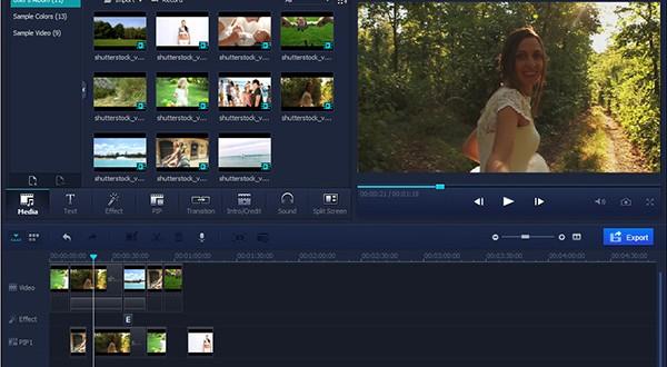 Video Editorfrom Wondershare review