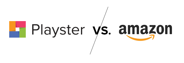 Playster vs Amazon: Which service should you sign up for?