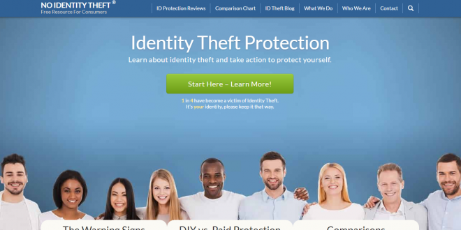 Online Identity Theft – How to Protect Against It