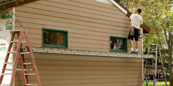 Siding Contractors Plymouth Michigan