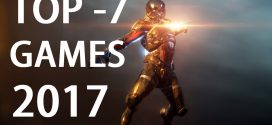 Top 7 Most Well Known Games In 2017