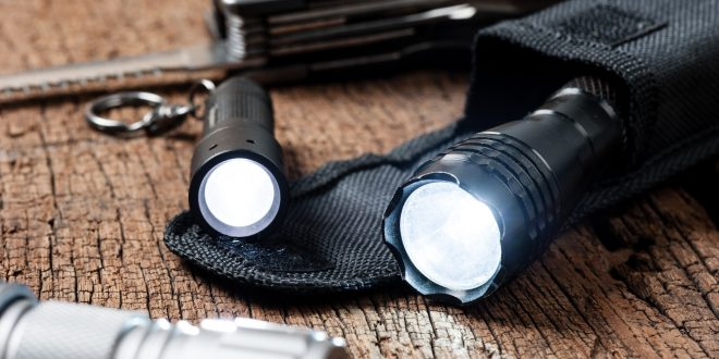 5 Major Qualities to Look For in a Tactical Flashlight