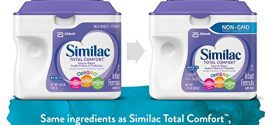 Similac Total Comfort Non-GMO Infant Formula Review