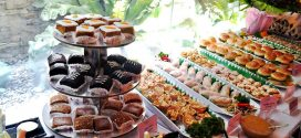 Catering services beyond merely providing the food and drink for the event