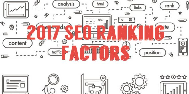 The 5 Most Important SEO Factors to Consider in 2017