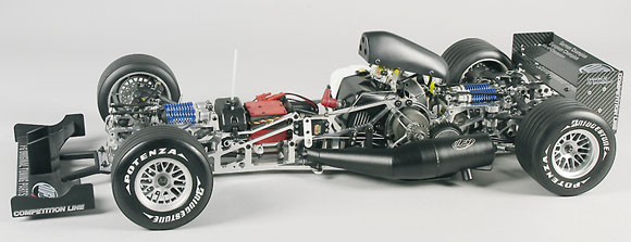 All About Gasoline Powered Radio Control Cars