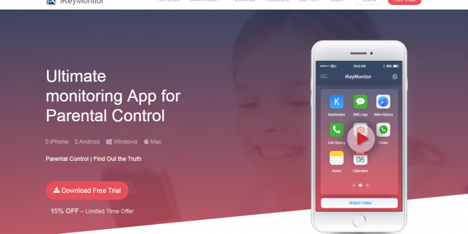 iKeyMonitor Review: A Parental Control Keylogger for iPhone in 2018