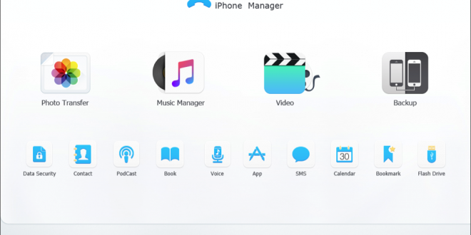 DearMob iPhone Manager: How to Encrypt & Transfer Videos from iPhone to PC