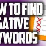 Negative Keyword
