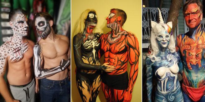 The beauty of male body in art… demonized?