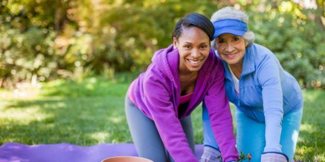 5 Outdoor Activities for Seniors